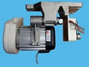 Heavy duty industrial sewing machine Servo motor